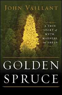 'The Golden Spruce' cover
