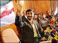 Iranian President-Elect Mahmoud Ahmadinejad
