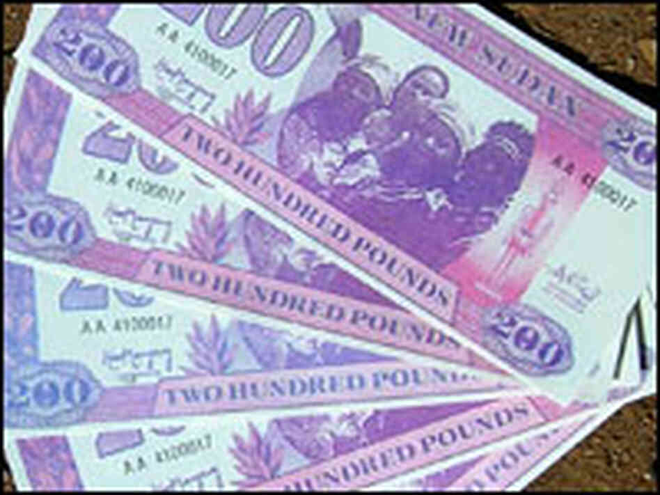 New Sudanese currency