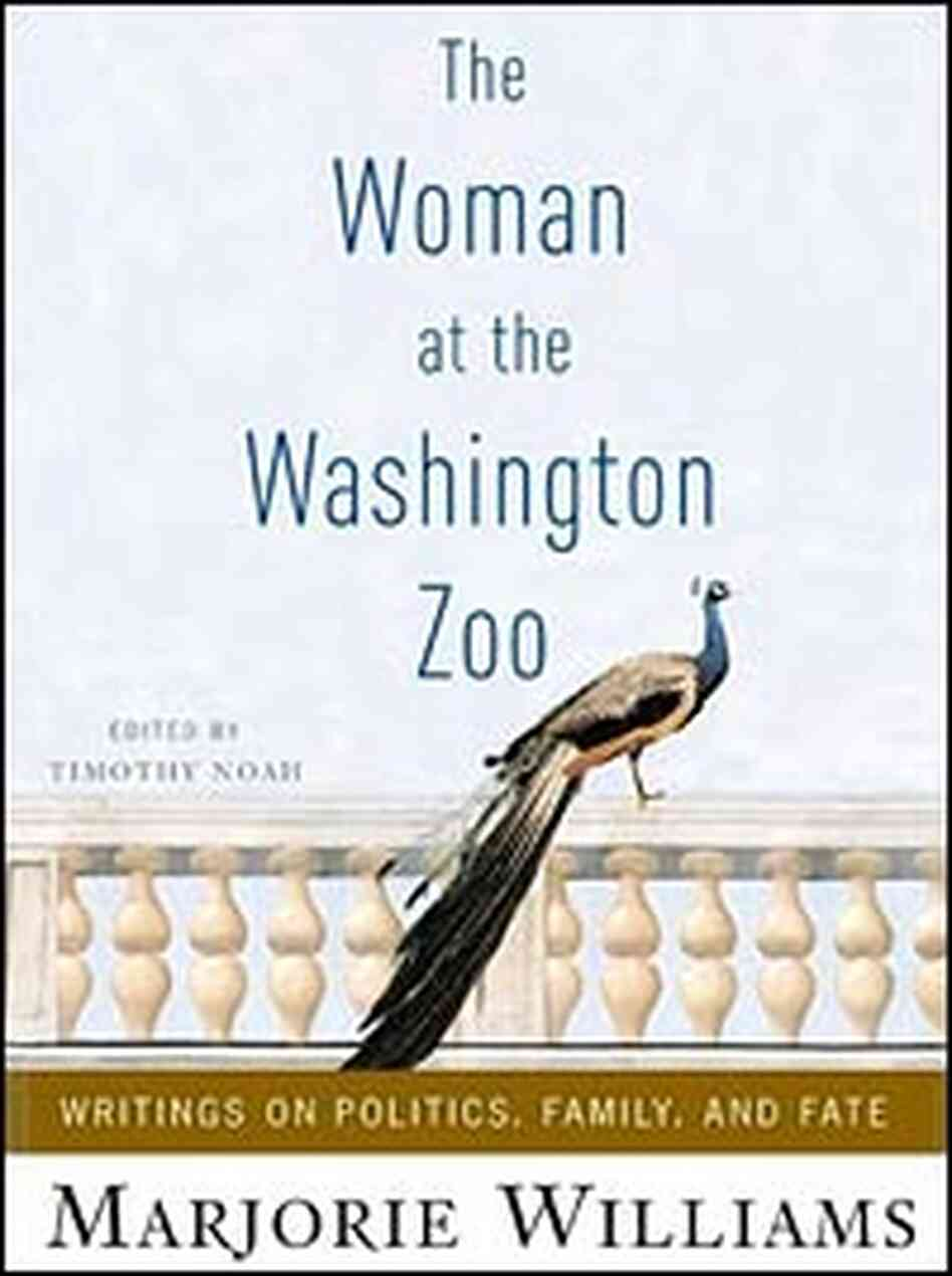 'The Woman at the Washington Zoo'