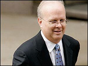 White House political adviser Karl Rove