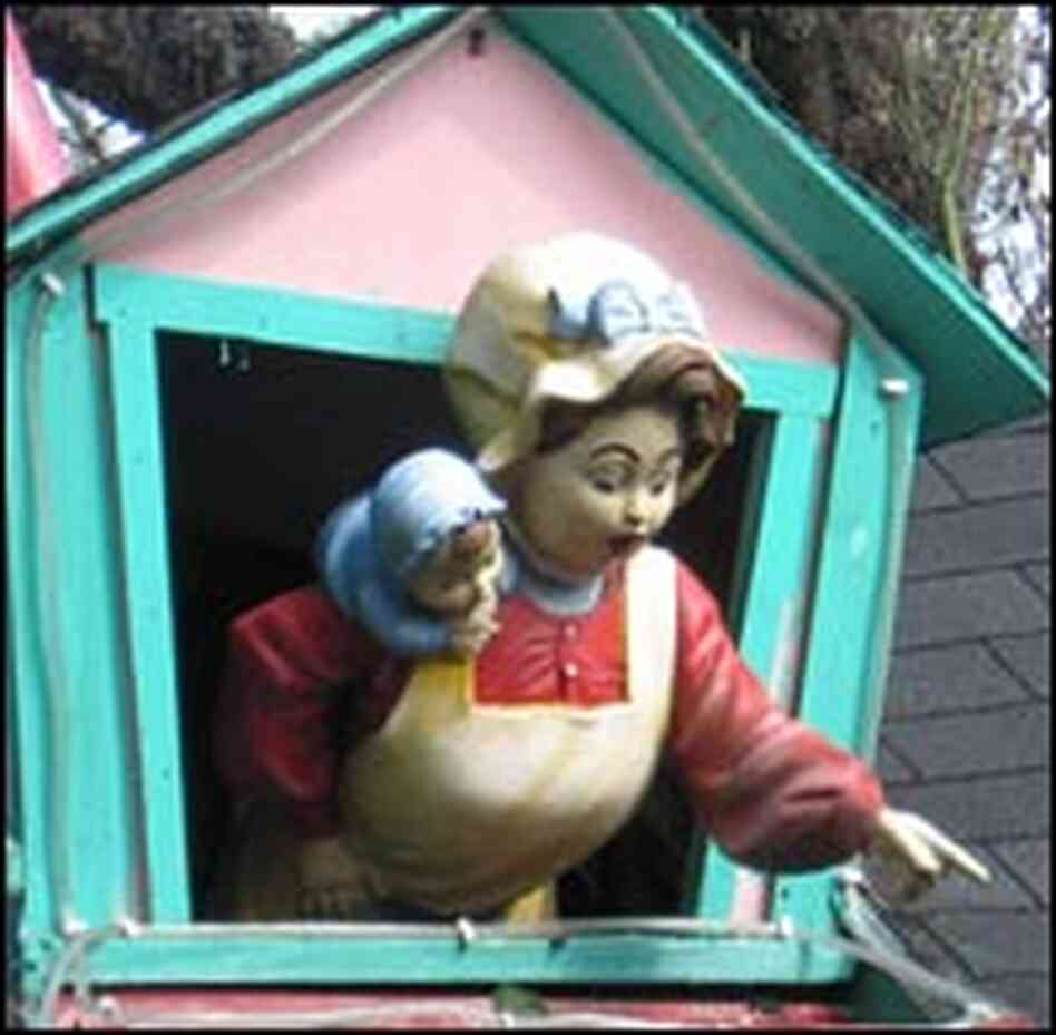 In New Orleans Storyland Characters Wait Quietly Npr