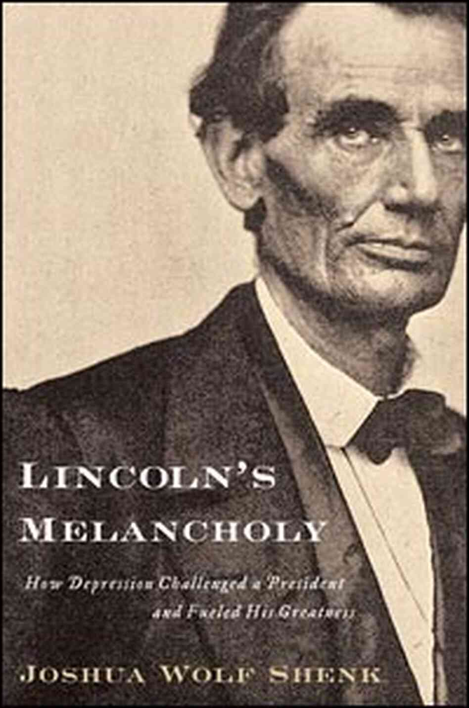 'Lincoln's Melancholy' book cover