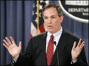 Special Counsel Patrick Fitzgerald