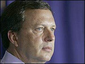 FEMA Director Michael Brown