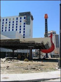 Casinos Destruction Leaves Thousands Jobless Npr