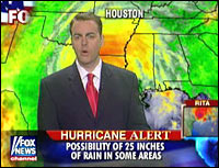 A Fox News update on Hurricane Rita.