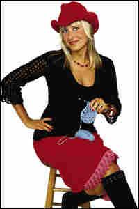 "Debbie Stoller, author of ""The Happy Hooker"""