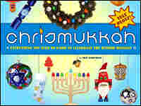 Detail from the cover of 'Chrismukkah'