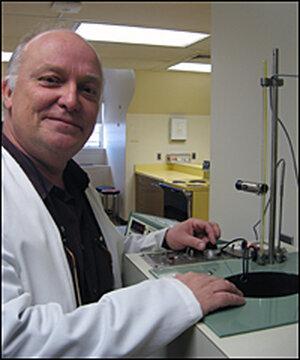 Professor Thom Castonguay