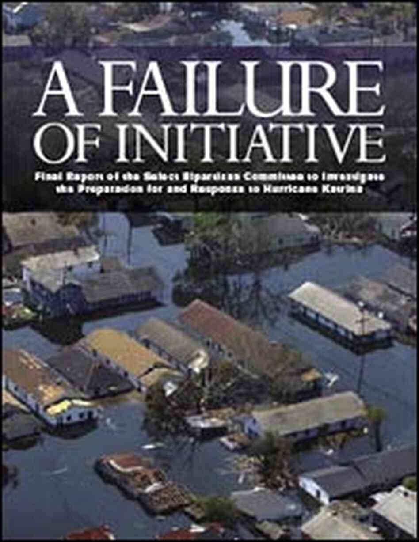 Hurricane Katrina Study Conclusions