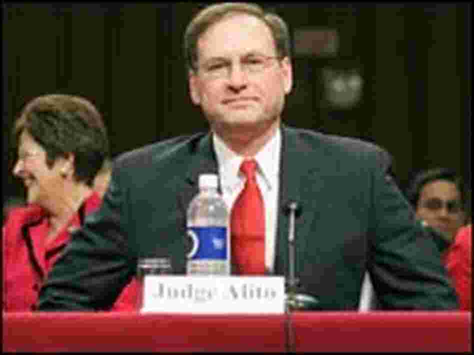 Supreme Court nominee Samuel Alito