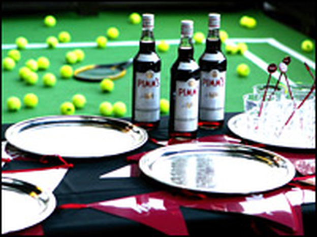 Cause or Effect? Pimms Cup is linked to warm-weather activities, from Wimbledon to horse racing.