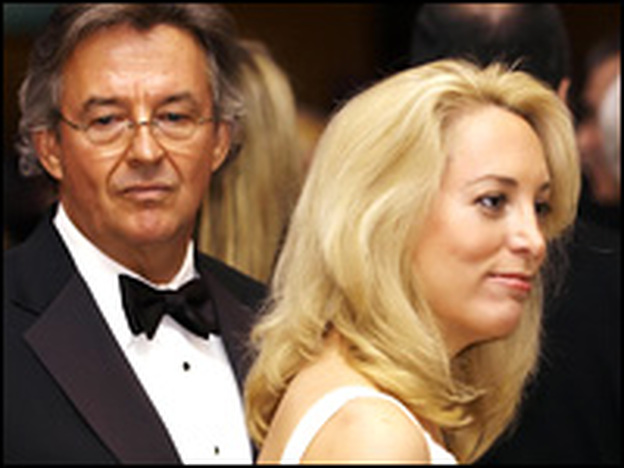 Outed CIA agent Valerie Plame and her husband, former Ambassador Joseph Wilson, attended the White House Correspondents' Association Dinner in April.