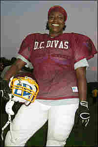 Poison Ivy Tillman, D.C. Divas Linebacker