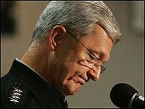 Gen. John Craddock, head of t