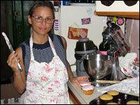 Amy Sedaris Writer Actor Cupcake Baker Npr