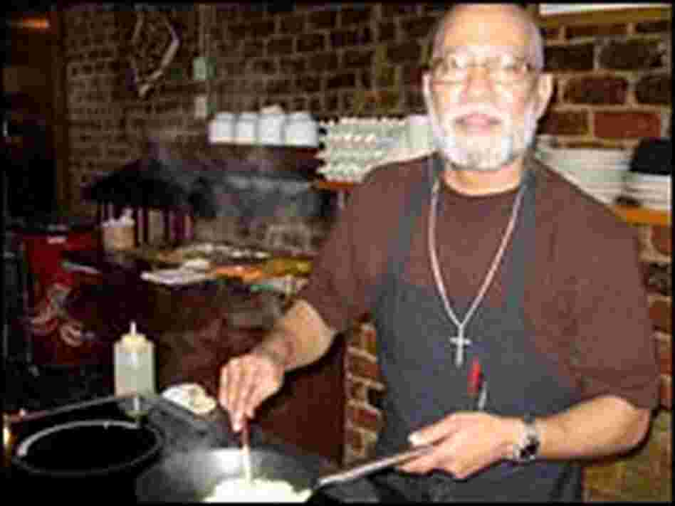 Wayne Baquet Sr. is the owner of Li'l Dizzy's Café.