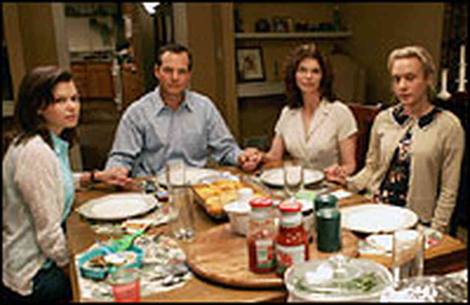 From left, Ginnifer Goodwin, Bill Paxton, Jeanne Tripplehorn and Chloe Sevigny.