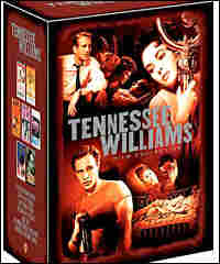 The new Tennessee Williams collection includes seven DVDs of films made from his plays.