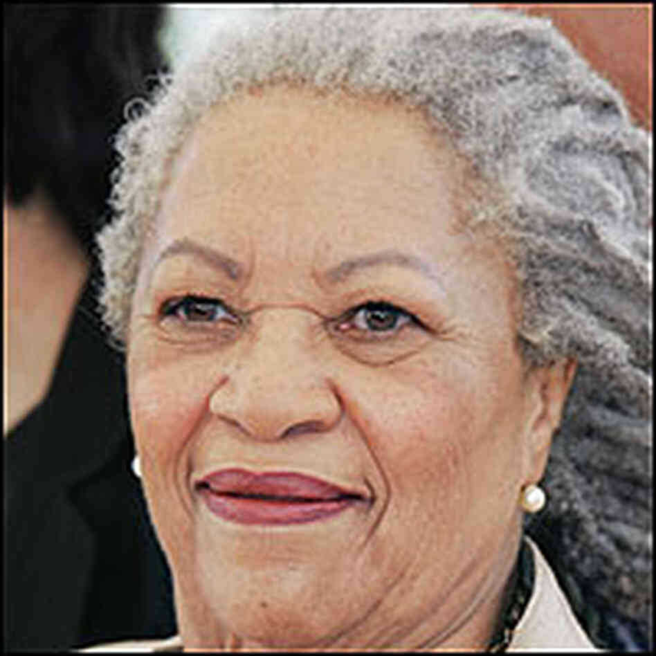 Writer Toni Morrison, photographed in 2005.