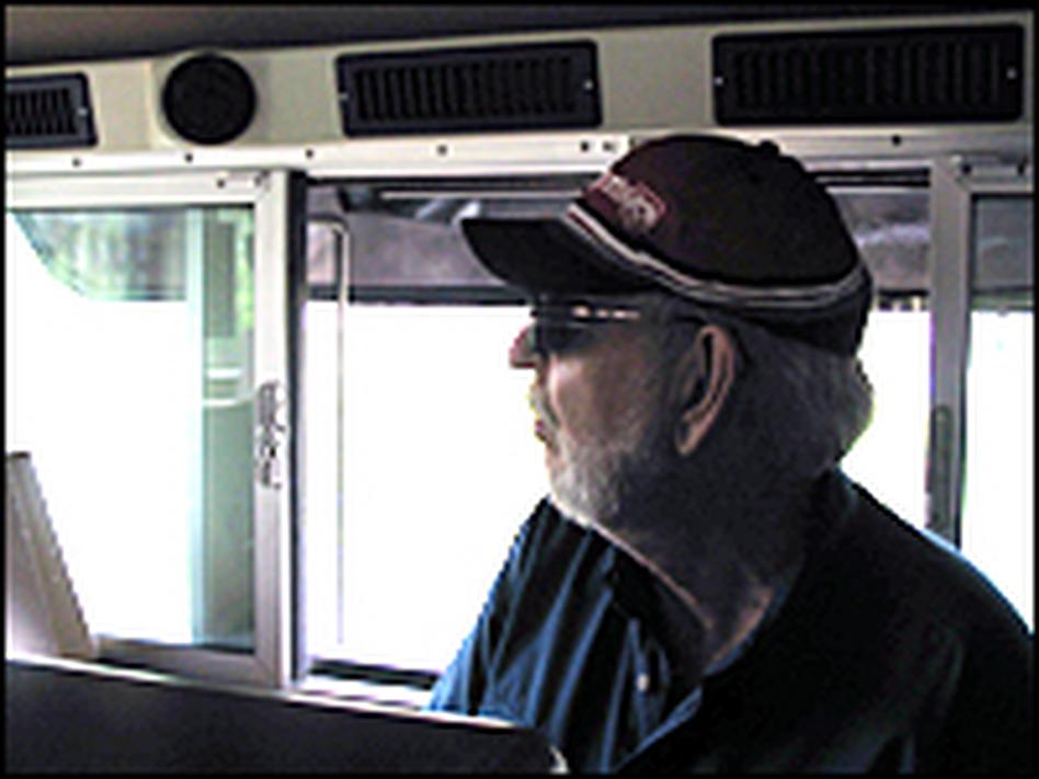 "Norfolk Southern train engineer ""Big John"" Hall is a 40-year railroad veteran of the railroad industry."