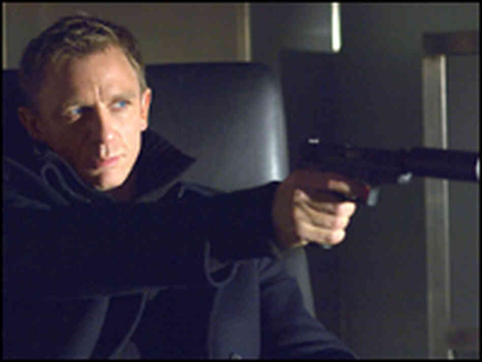 Craig, Daniel Craig: The new James Bond recalls the early days.