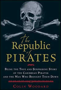 Cover 'The Republic of Pirates'
