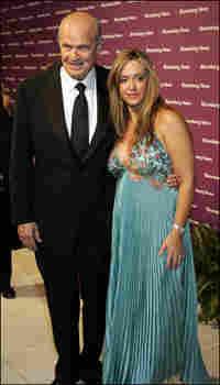 Jeri Kehn Thompson and former Sen. Fred Thompson
