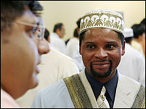 Sheikh Rashid Lamptey Leads Services