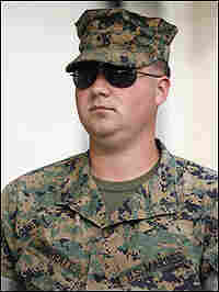 All charges were dropped Thursday against Marine Lance Cpl. Justin L. Sharratt/AP.