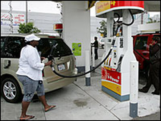 Motorists have paid a premium for a tank of gas this summer, but prices are beginning to fall.