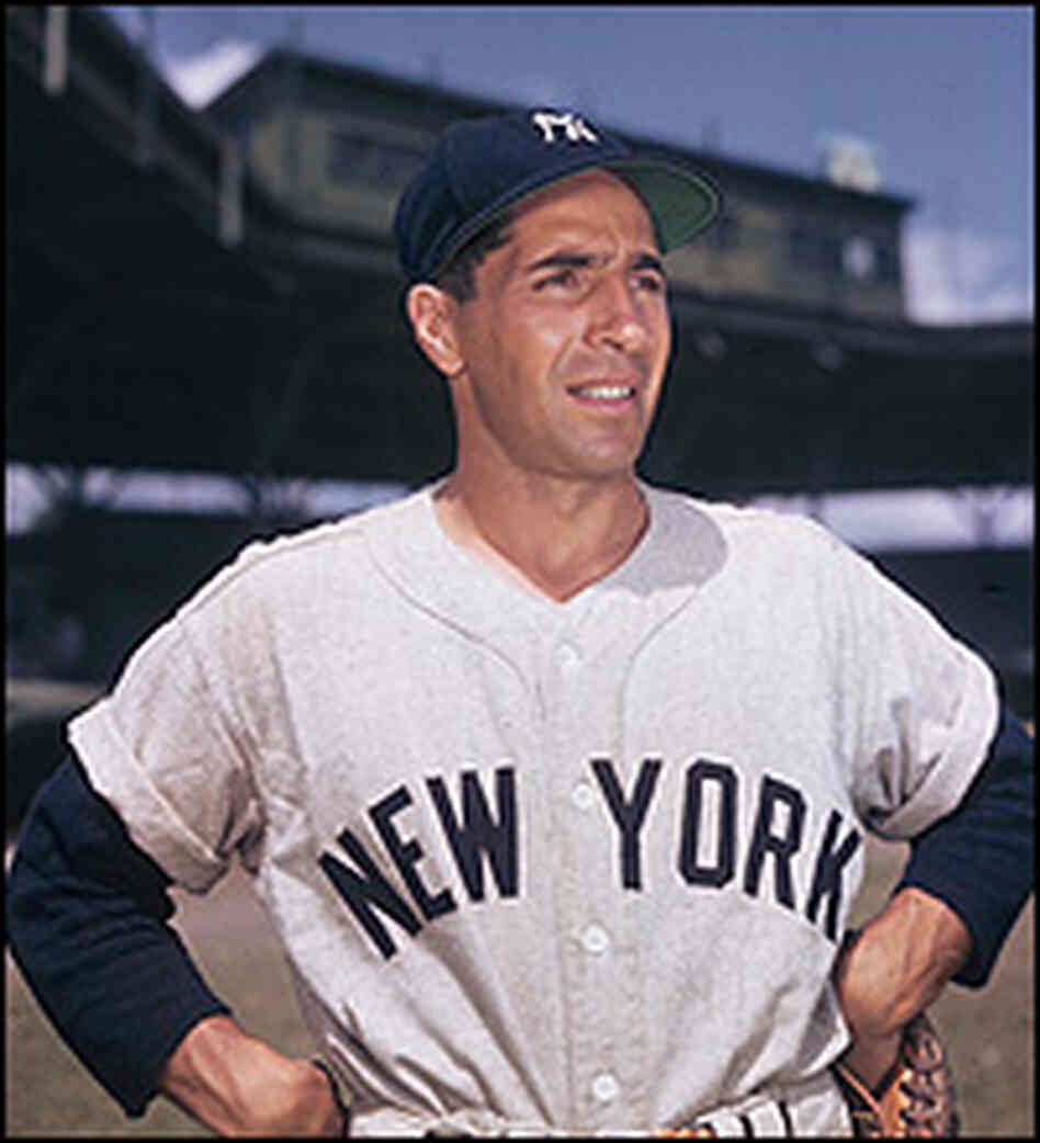 Remembering Baseball Broadcaster Phil Rizzuto Npr