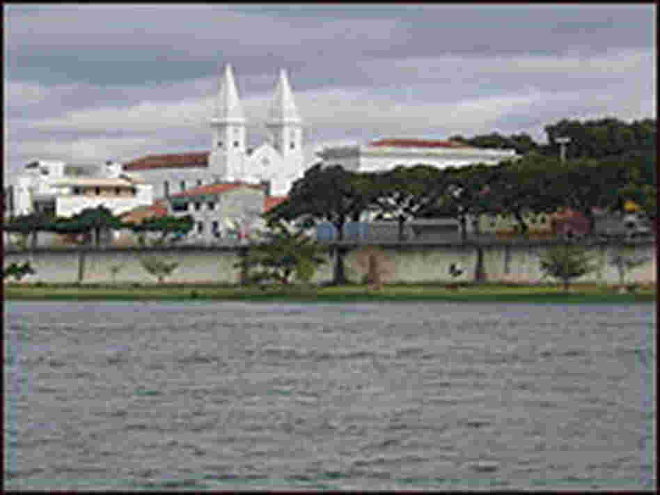 The Sao Francisco River