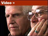 Jim Benson and Dick Klaessy