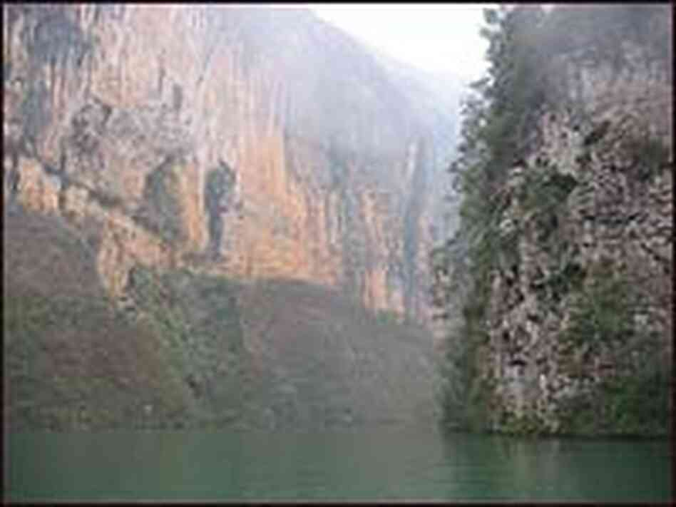 Waters of the Little Three Gorges
