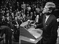 John F. Kennedy, Sept 12, 1960