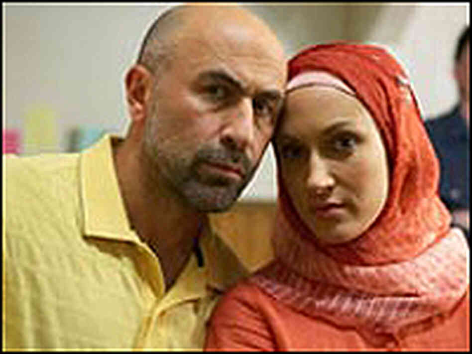 Carlo Rota and Sitara Hewitt are two of the featured characters in the CBC sitcom.