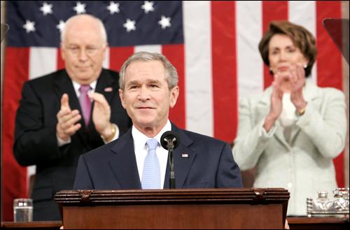 Bush's State of The Union Address Analysis?