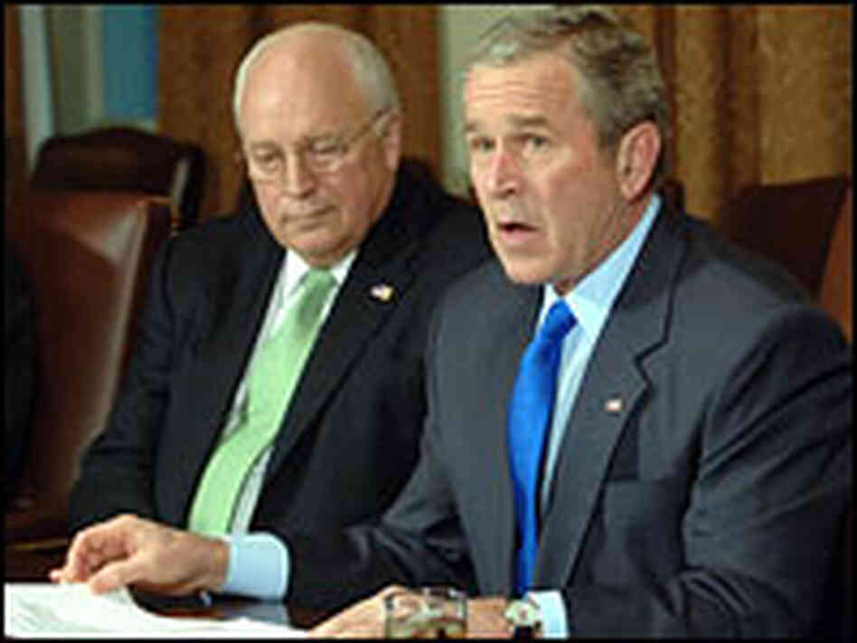 President Bush and Vice President Cheney