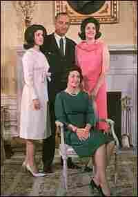 Johnson family photo taken circa 1966