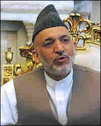 Afghan President Hamid Karzai/Getty.