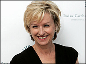 Publisher Tina Brown in a June 10, 2006, photo by Chris Jackson/Getty Images