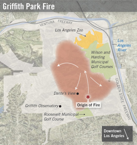 Griffith Park S Links To The Locals Npr