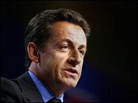 French President Nicolas Sarkozy Promises Change Npr