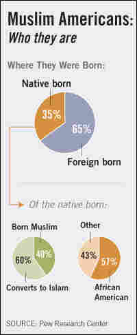 Graphic: Muslim Americans: Who Are They?