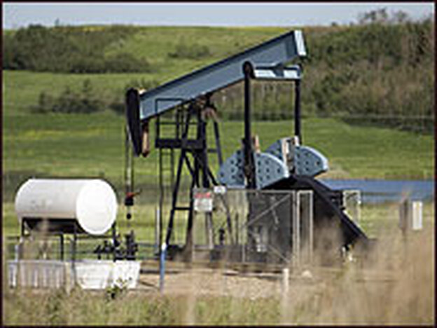 Western Alberta province in Canada sits atop an estimated 175 billion barrels of oil.