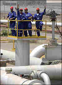 Petroleos de Venezuela  workers