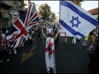 Sukkot Parade in Jerusalem
