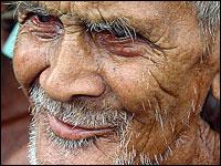 A 70-year-old farmer